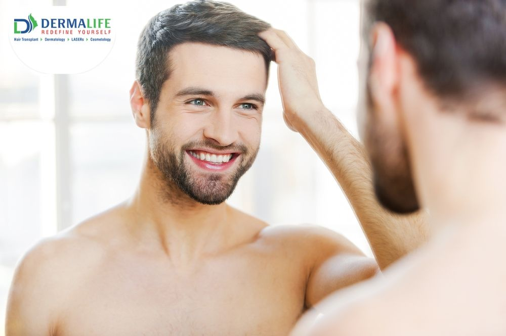 top hair transplant clinic in Delhi